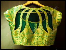 blouse designs top 10 silk saree blouse designs for this diwali