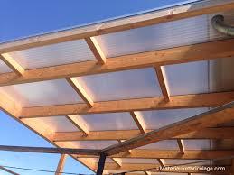 auvent en bois pour terrasse image de terrasse fait de polycarbonate recherche google