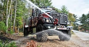 off road car bulldog 4x4 extreme is the off road fire truck of our dreams the