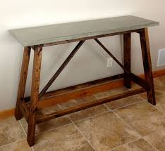 Build A Cheap End Table by Best 25 Concrete Table Top Ideas On Pinterest Concrete Table