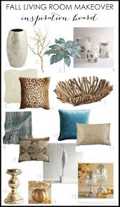 livingroom makeover fall living room makeover tips for perfect seasonal decor