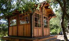 tiny home cabin gallery tea house cabin in the woods by molecule tiny homes