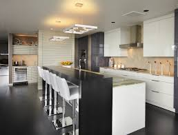 kitchen island with breakfast bar and stools kitchen minimalist kitchen with breakfast bar using