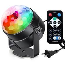sound activated dj lights amazon com sound activated party lights with remote control dj