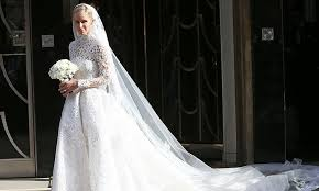 wedding dress grace nicky says grace inspired valentino wedding gown