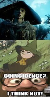 Dragon Age Meme - snufkin is a companion in dragon age inquisition by recyclebin