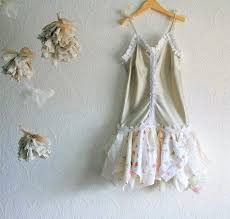 shabby chic slip dress upcycled fairy tattered toddler gir u2026 flickr