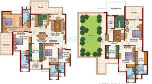 4 bhk 2495 sq ft penthouse for sale in purvanchal silver city ii
