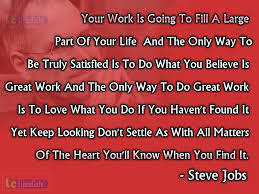 quotes on job commitment apple founder steve jobs top best quotes with pictures