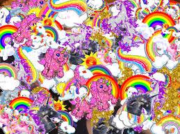 unicorn u0026 rainbow happiness cornify