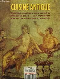 cuisine antique romaine dossiers de l archeologie hors serie n 3 cuisine antique