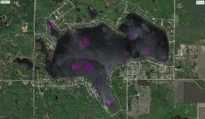 Michigan Dnr Lake Maps by The Lake
