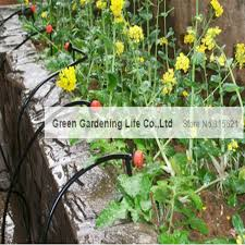 5m timing automatic drip irrigation system home garden balcony