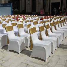 stretch elastic chair cover removable hotel banquet conference