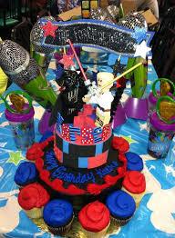 43 best star wars birthday cake topper images on pinterest