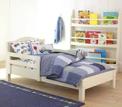 catalina toddler bed pottery barn kids