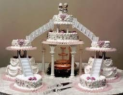 wedding cakes with fountains wedding cakes wedding cakes ideas the wedding