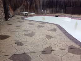 asp dallas america u0027s swimming pool company stamped concrete