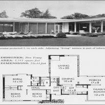Mid Century Modern House Plan 100 Mid Century Modern Homes Floor Plans Mid Century Modern