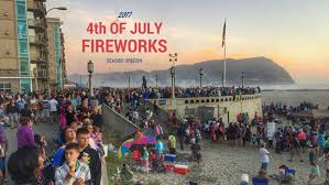 Oregon travel show images 4th of july fireworks show seaside oregon 2017 jpg
