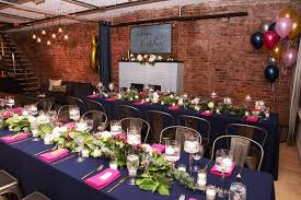 flatiron district penthouse loft event space for meetings and