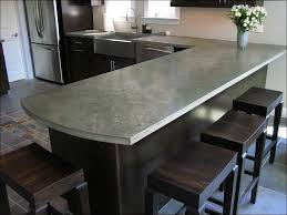 how to clean concrete table top kitchen quikrete countertop mix feather finish concrete kitchen