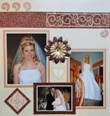 wedding album ideas wedding scrapbook albums atdisability