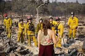 North Bay Fire Report by Northern California Wildfires Threaten 65 Billion In Residential