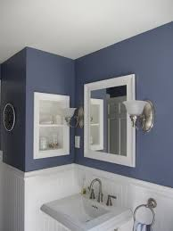Bathroom Cabinet Painting Ideas by Interesting Two Toned Bathroom Paint Ideas This Pin And More On