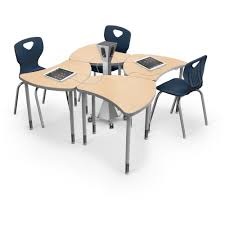 Desk Shapes Shapes Desk Configurable Student Desking Mooreco Education