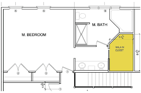 closet floor plans master bathroom floor plans with walk in closet bitdigest design