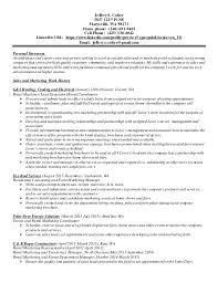 Resume Linkedin Url Revised Sales Resume U0027