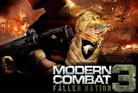 modern combat 3 apk free modern combat 3 fallen nation screenshots images and pictures