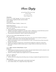 Resume Sample Of A College Student by Bad Resume Examples Template Design