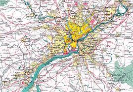 Philadelphia Neighborhood Map Philadelphia Map City Map Of Philadelphia