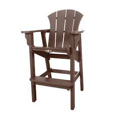 High Dining Patio Sets - shop durawood sunrise high dining chairs on sale
