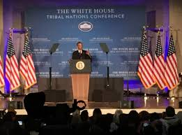 United States Tribal Nations Of by President Obama To Tribal Leaders