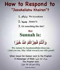islamic quote hoodies how to respond to jazakallah khairan islam islamic