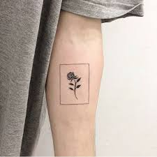 Small Flower Tatoos Subtle Small Flower Tattoos