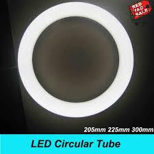 9 inch circular fluorescent light bulb 11w t9 led circular fluorescent tube g10q smd 205x30mm in led bulbs