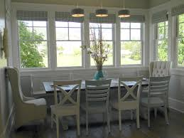 The Dining Room At Kendall College by I Just Love This Combination Of Chairs Around A Dining Room Table