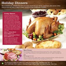 christmas dinner order online price chopper let us entertain you fall winter 2016 page 22 23