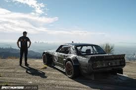 hoonigan mustang twin turbo video ken block u0027s 1965 awd mustang is a tire shredding monster