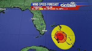 The Bahamas Map Matthew Begins Restrengthening While Headed Toward Bahamas