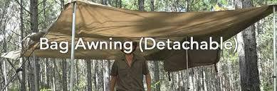Awning Bag Bag Awning 4wd Side Rear Or Ute Awning U2013 The Bush Company Australia