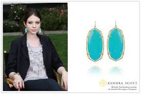 gossip girl earrings gossip girl trachtenburg wearing kendra des flickr