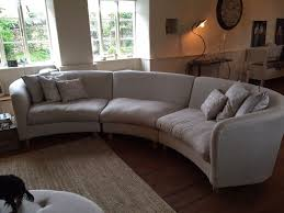 Curve Sofa Curved Sofa As New In Chippenham Wiltshire Gumtree