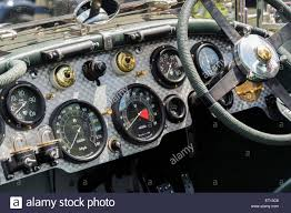 bentley cars interior vintage blower bentley interior at classic car show in the