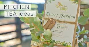 kitchen tea party ideas kitchen tea ideas a secret garden party pink book kitchen tea