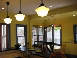 Schoolhouse Pendant Light Ktichen With Pendants And Schoolhouse Lights Centers And Squares